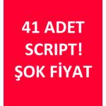 41 Adet Script