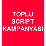Toplu Script 29 Adet