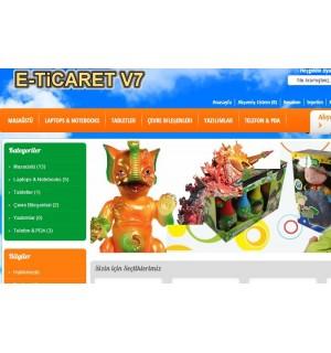 E-ticaret Scripti V7