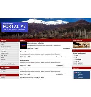 Portal Köy Dernek Scripti V2