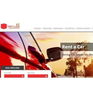 Rent A Car Scripti V7