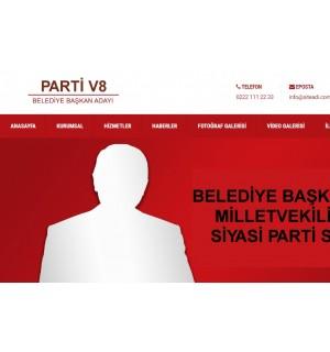Parti Scripti V8