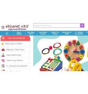 E-ticaret Scripti V35